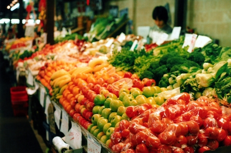 Fruit and Vegetable Markets