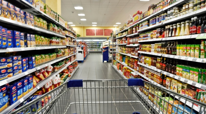 Cross-Contamination at the Grocery Store