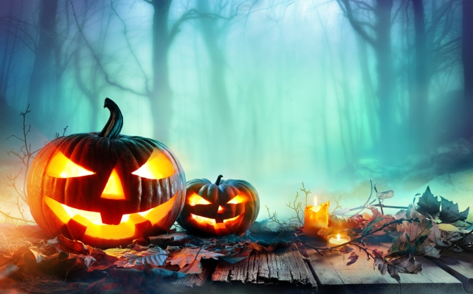 Eat, Drink and Be Scary: Allergen-Friendly Halloweens